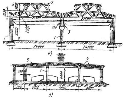 Аксонометрия панельного жилого