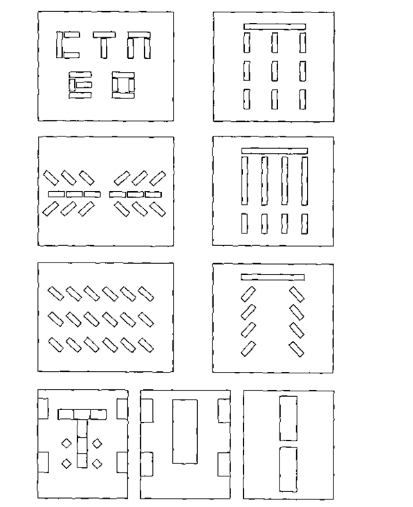 Схема мест на банкете