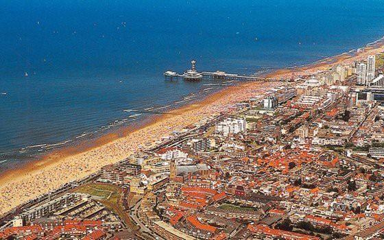 Гаага, море и холодный июнь